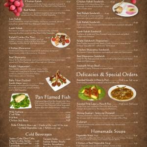 Menus – Mediterranean Garden Grill