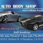 B & K Auto Body
