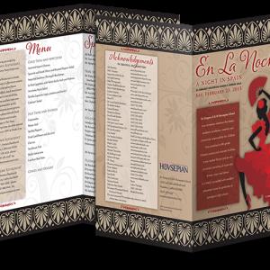 Brochure – En La Notche