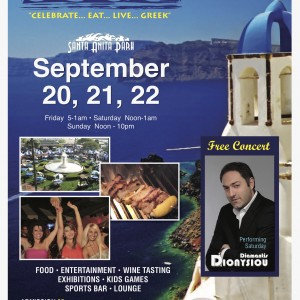 Flyers – Greekfest