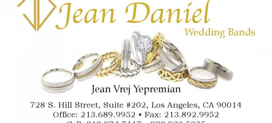 Business Cards – Jean Daniel
