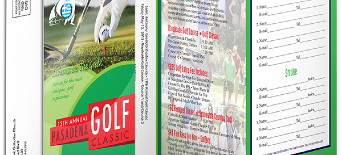 Brochure – Pasadena Golf