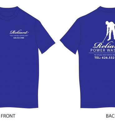 T-Shirt – Reliant