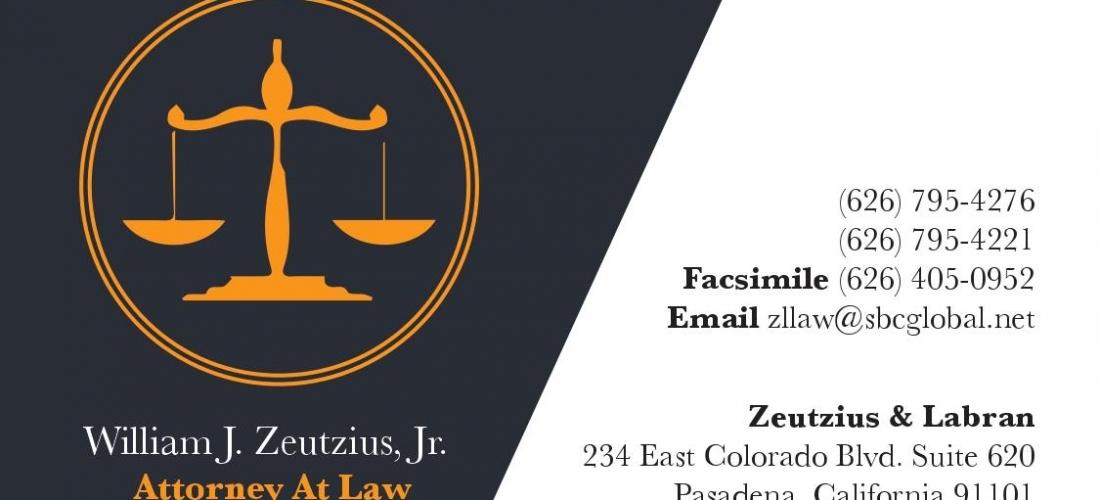 Business Cards – William